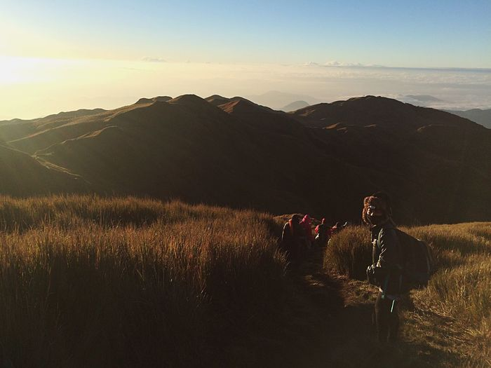 The Following IPhoneography Eyeem Philippines Mountain View Philippines Mt.pulag Eyeemphoto Lost In The Landscape Connected By Travel Lost In The Landscape