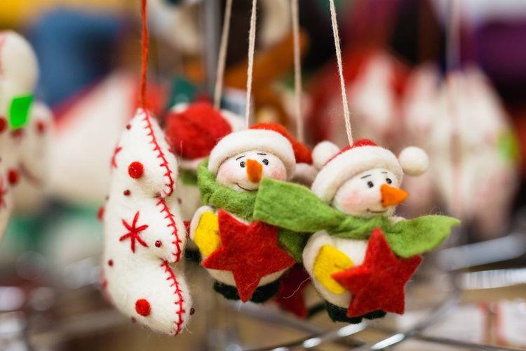 Snowman Handmade Toy Toy Photography Toys Toyart Handmade Fair Fair Christmastime