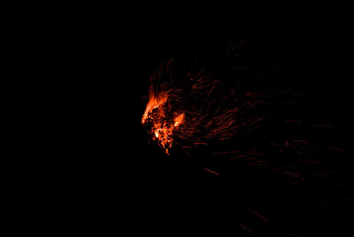 Ember Ashes Coal Night Lava No People Celebration Outdoors Moon Astronomy Sky Colored Background Fall Silhouette Dawn Pattern Tranquility Black Color Experimental Abstract Backgrounds Black Background Molten Flame Burning