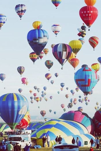 The EyeEm Facebook Cover Challenge Balloon