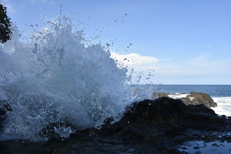 Water Sea Rock