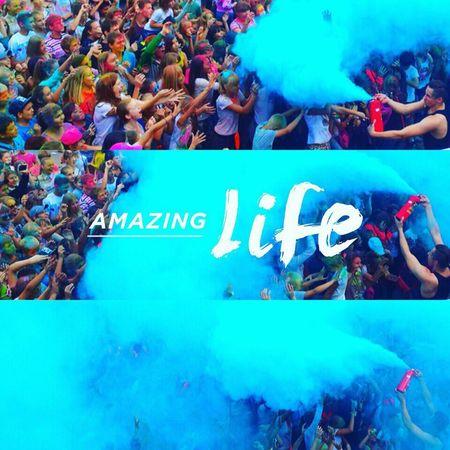 фестиваль красок веселье прощай, лето яркие краски супер найдите меня