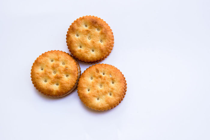 Close-up Cookie Day Food Food And Drink Freshness No People Ready-to-eat Studio Shot Sweet Food White Background