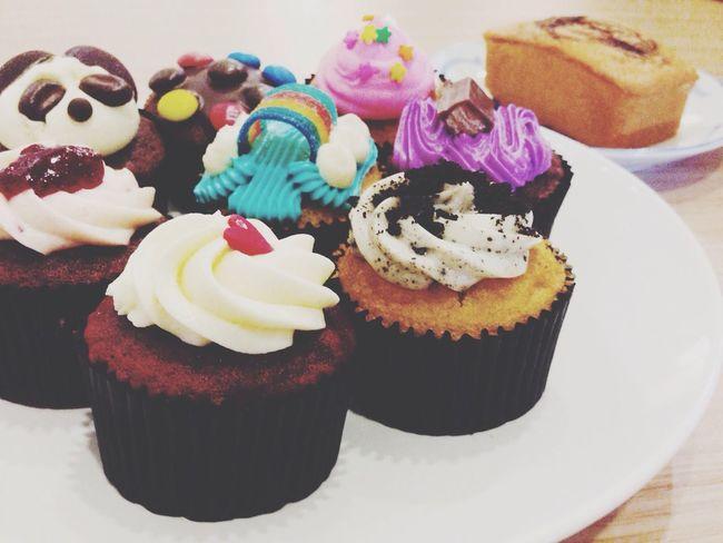 Cupcakes Cafe Singapore