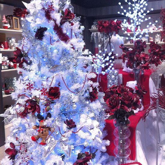 Christmas Tree Holiday Christmas Santa Claus Decoration
