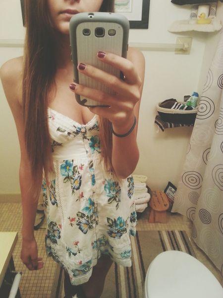 Dress Scute Cute HOLLISTER
