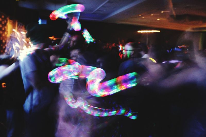 Long exposure // Rave in Austin, TX. Rave Long Exposure Lights Austin Austin Texas Rtx First Eyeem Photo