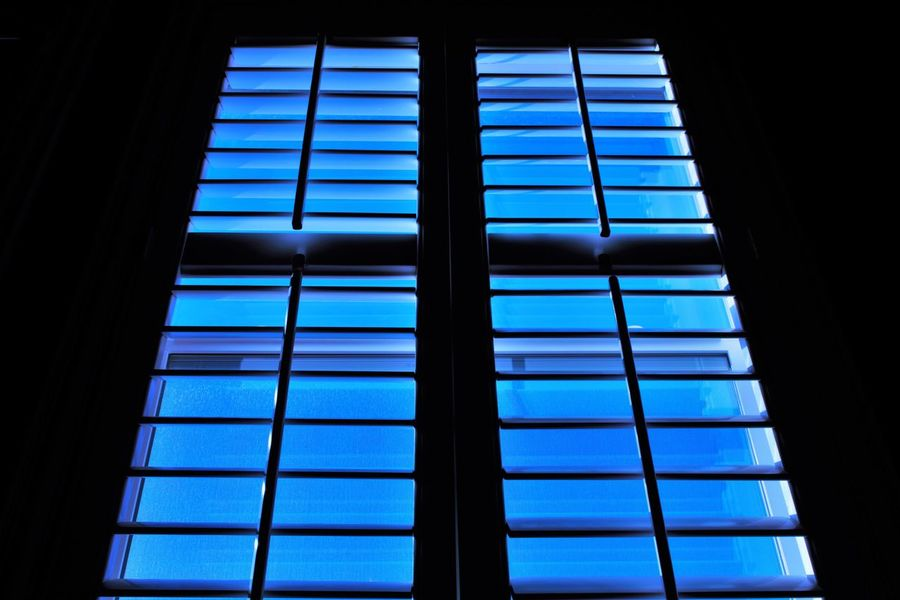 Bluewindow Window Light Window Shutters Window Shade Taking Photos Popular Photos Popular Light Through The Window Light And Shadow Illumination Illuminated Hello World House EyeEm Gallery EyeEm Best Shots EyeEm Best Edits Eye4photography  Detail Darkness And Light Colorful Blue Colored Photos Close-up Blue Popular Relaxing