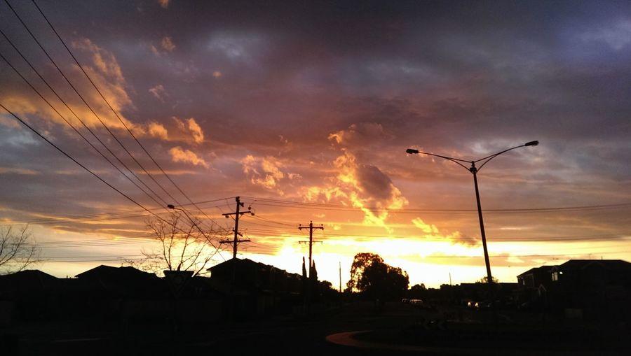 Sunset Porn