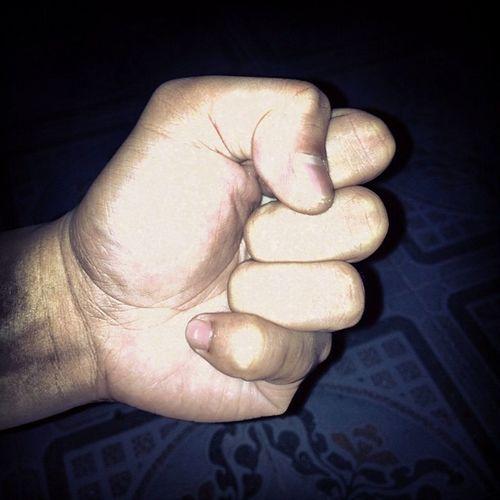 PINKY Finger . Fractured Leftist littlefinger