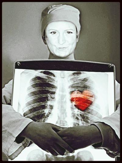 That's Me Radiografia Portrait Radiography