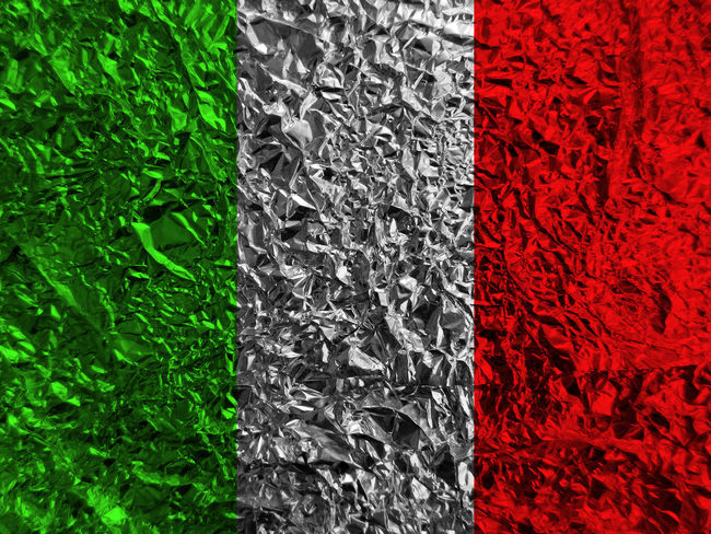 Italian flag Close-up Day Freshness Full Frame Green Color Growth Italy Italy Flag Leaf Nation Nature No People Outdoors Plant Red Rome Rome Italy State