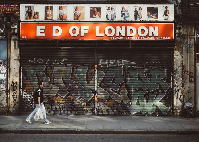 Commercial Street London Street Art UrbanART Shop
