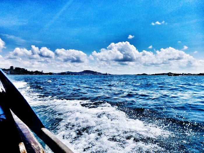 My life my adventure Starting A Trip My Life My Adventure INDONESIA Exploreindonesia EyeEm Indonesia Journey Shipyard Cloudy And Sky Enjoying Life