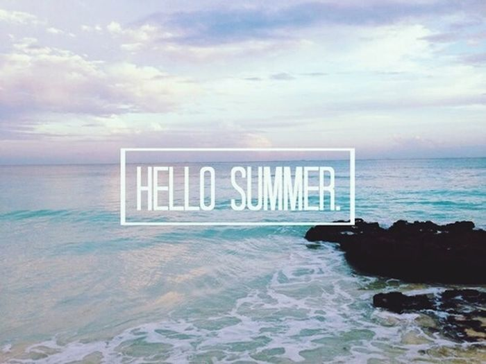 Hello Summer!  Hello Summer Hello EyeEm Hello World