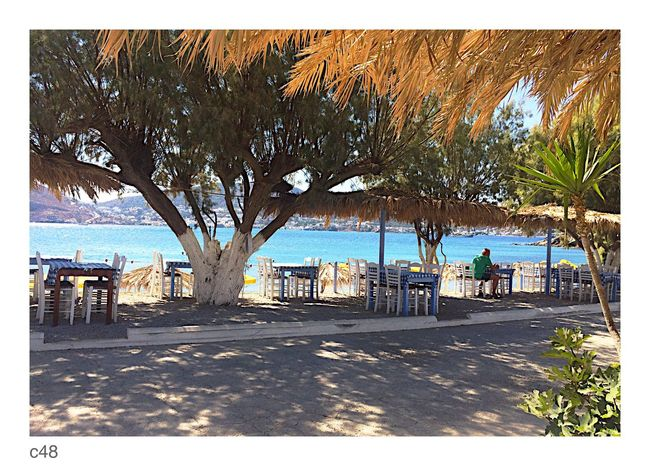 L'attesa Sea Dhodhekanisos Leros Leros Island Greece EyeEmNewHere Beach Food Vacations