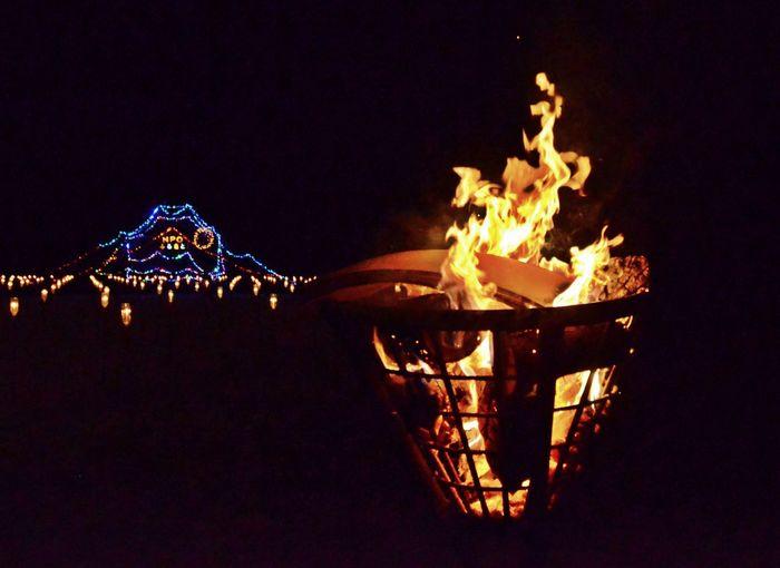 Fire Bonfire And Illuminations Bonfire Bonfire🔥 Bonfire. (: Bonfire Night