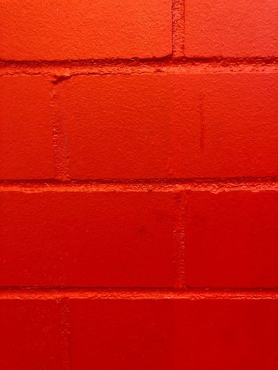 Red wall II Red Backgrounds Full Frame Wall - Building Feature Textured  Pattern No People Close-up Wall Built Structure Architecture Brick Brick Wall Building Exterior Outdoors Day Paint Orange Color Brown Old