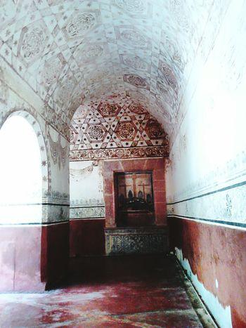 Ex convento de Tepoztlan Mexico Convento Ancient Architecture