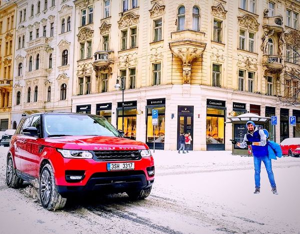 Travel Destinations Hungary Budapest Architecture Transportation Built Structure Building Exterior Car Range Rover City Street City Life