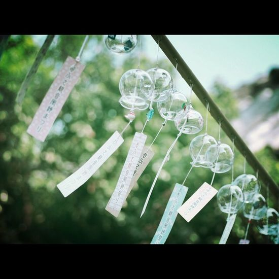Japan EyeEm Best Shots OpenEdit Tommy@collection 奈良 風鈴 おふさ観音 Windchimes Wind