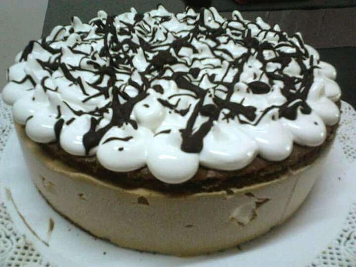 Torta Helada Torta Helada Helado Crema Aiced Cake
