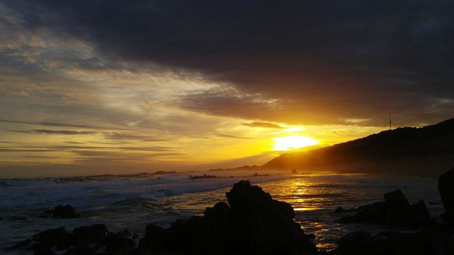 Sunset ☀☀ Sunset Beautiful South Africa Nature Amazing Blessed