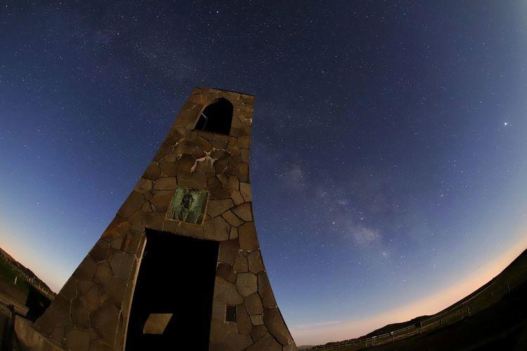 これだけ撮りに来たのでコレばっか😂 撮ることしつこく2時間😅 一目惚れんず 銀河鉄道の夜♪ Landscape Astronomy Galaxy Astrology Sign Milky Way Star - Space Constellation Moon Space Star Field Long Exposure