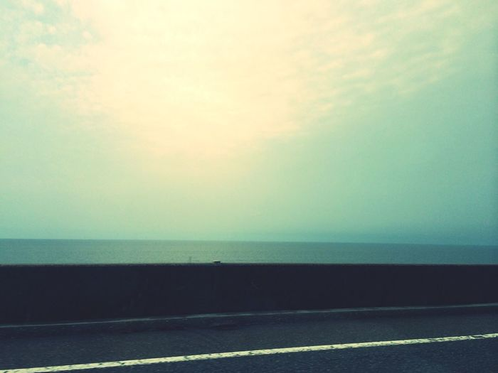 Sea And Sky 日本海。