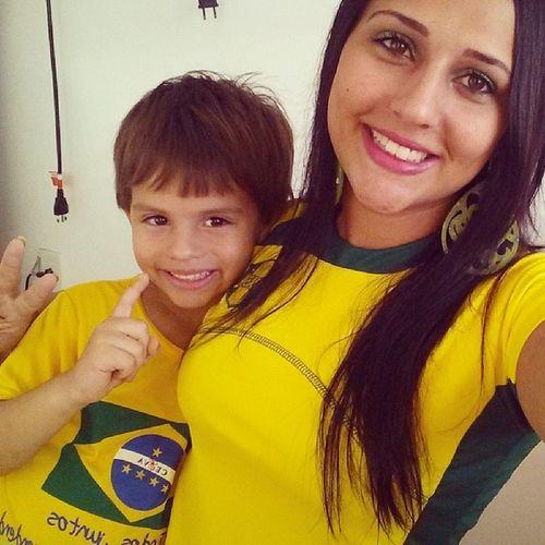 Juntinhos ? Brasil VamosAnimar Copadomundo BubucaMaezoca ???