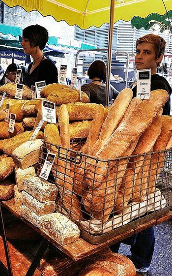 Loaves Stall Food Market Borough Market 1276 1014 London Southwark  England Travelphotogrqphy
