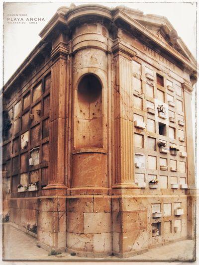 Cementerio de Playa Ancha, Valparaíso, Chile. History Built Structure Antiguedad Cementery Cementerio