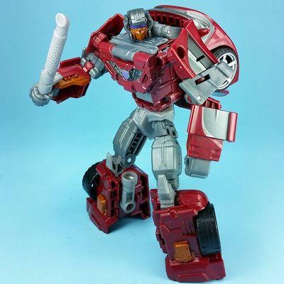Transformers Combinerwars Dead End. Menasor Stunticons