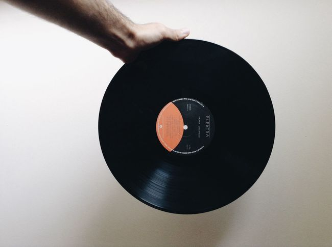 Backgrounds Circle Close-up Control Detail Indoors  Music Old-fashioned Vinil Vintage