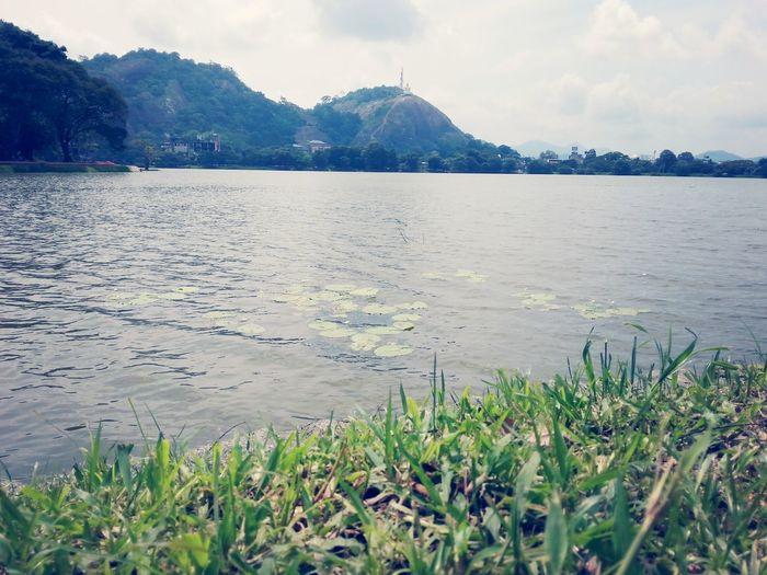 Morning Lake round.. Hello World Relaxing Enjoying Life