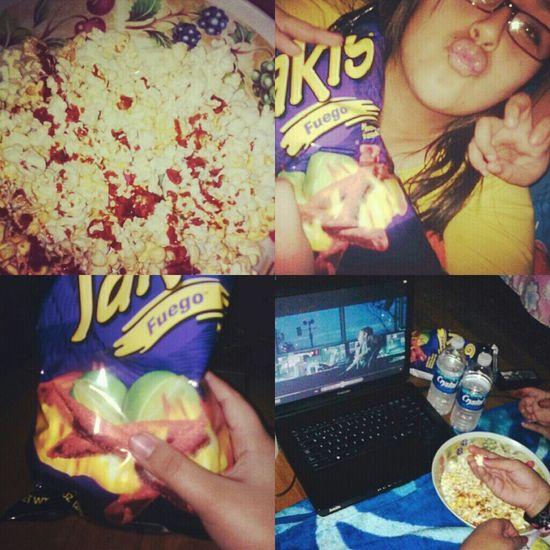 movie night :)