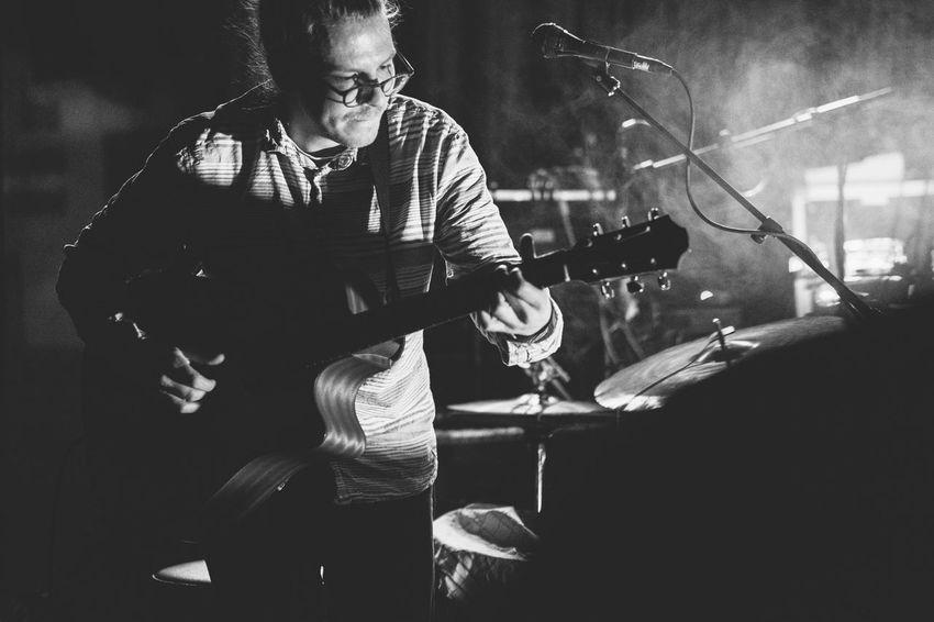 Zardt at Papiersaal, Zürich Angle Arts Culture And Entertainment Band Blackandwhite Fujifilm X-E2 Fujifilm_xseries Live Music Music Noir Papiersaal Playing With Light Zardt Zürich