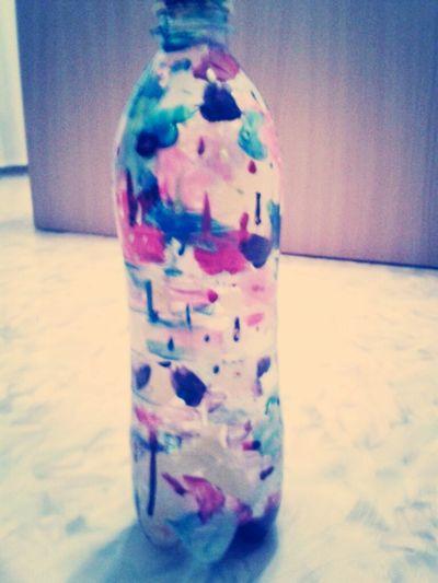 арт бутылка :D
