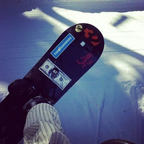 Takin the Skilift to the Terrainpark on the Backside of Northstar ! Bustordie Snowboard Ride Forum Bigairdontcare =P