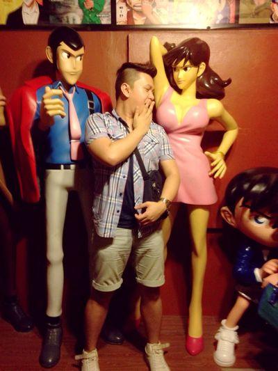 Scandalous Taking Photos Fujiko