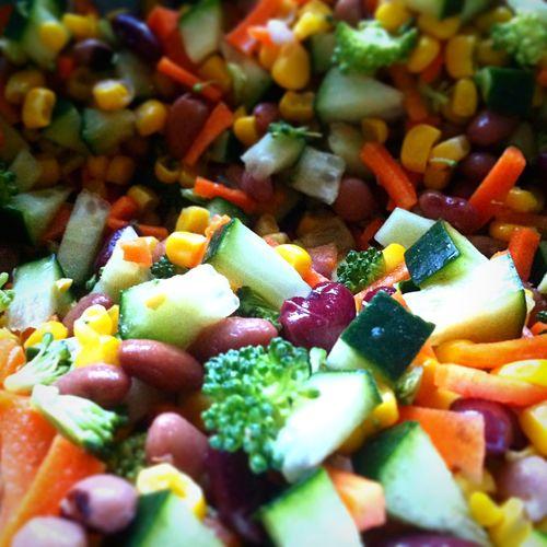 Food Porn Awards Colorful Delicious Salad Food Foodporn Foodphotography Yummy Healthy Vegan