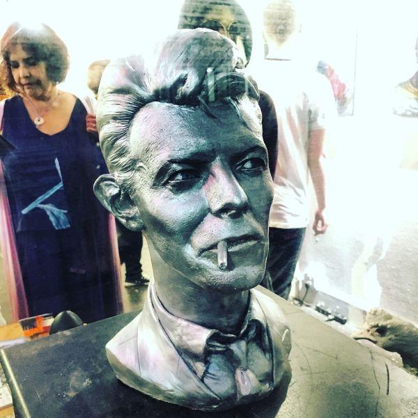 Bowie Art Los Ángeles
