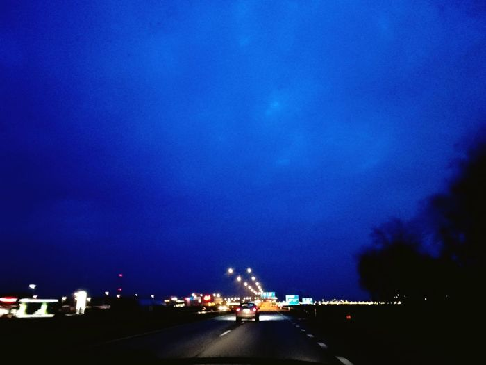 No People City Sky Outdoors Road Architecture Astronomy Water Motorsport Airport Runway Airport Night Illuminated