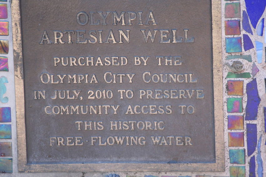 Artesian Well Backgrounds Blue Close-up Day Full Frame Information Information Sign Marker No People Outdoors Text Water Ceremony