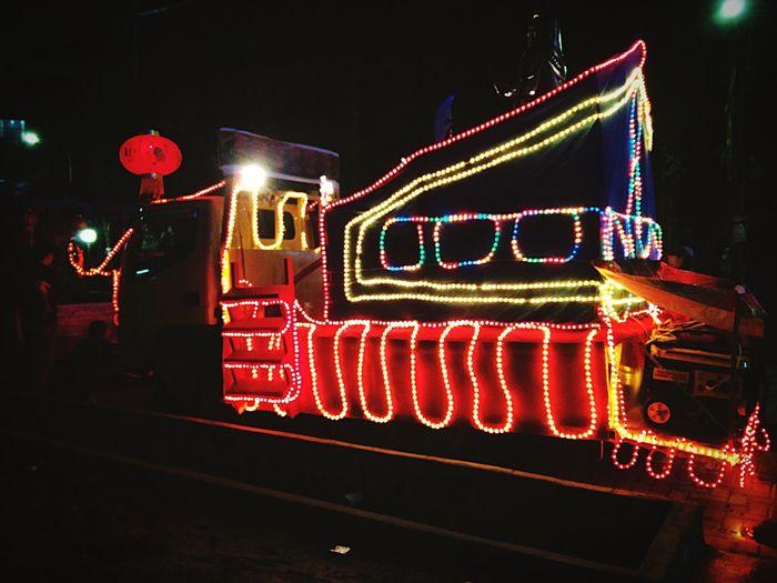 Cap Go Meh Imlek 2016 Singkawangcity Carnaval Night Lights IPhoneography