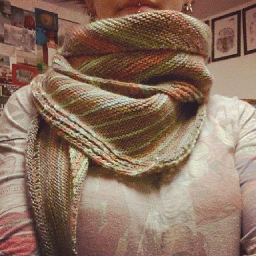Ich hab ja übrigens meiner Mama auch ein schönes Strickstück abgeluchst! Knitting Strickmich Trillian Martinabehm