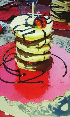 American Pancakes Love American Pancakes American Pancakes In Zagreb Love Zagreb Food ♥♥♥♥♥♥ Zagreb, Croatia Zagreb - Centar Zagrebkaptol