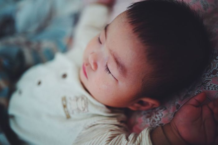Baby Sleep VSCO Sigma35mm Showcase: November
