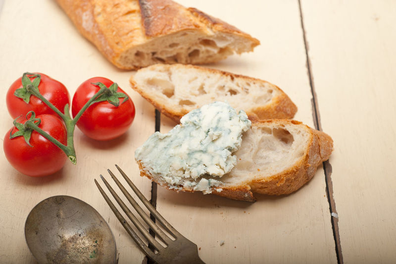 Bread Close-up