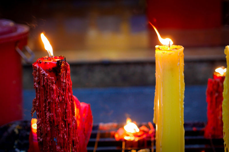 Illuminated Red Flame Spirituality Heat - Temperature Burning Religion Altar Place Of Worship Candle Candlelight Darkroom Fire - Natural Phenomenon Oil Lamp Cigarette Lighter Wax Diya - Oil Lamp Light Painting Religious Equipment Religious Offering Tea Light Lit Fireball Diwali Candlestick Holder Matchstick Melting Inferno